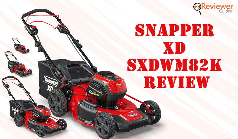 Snapper XD SXDWM82K Review