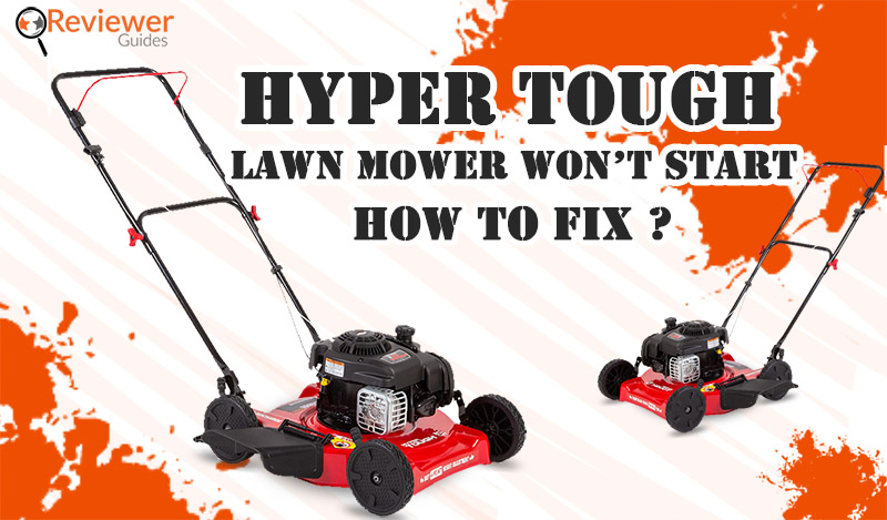 Hyper Tough Lawn Mower
