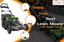 The 9 Best Lawn Mower for Small Yards: 2020 Reviews