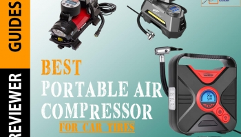 9 Best Portable Air Compressor for Tires: 2020 Updated