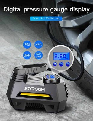 Joyroom Portable Air Compressor For Car Tire